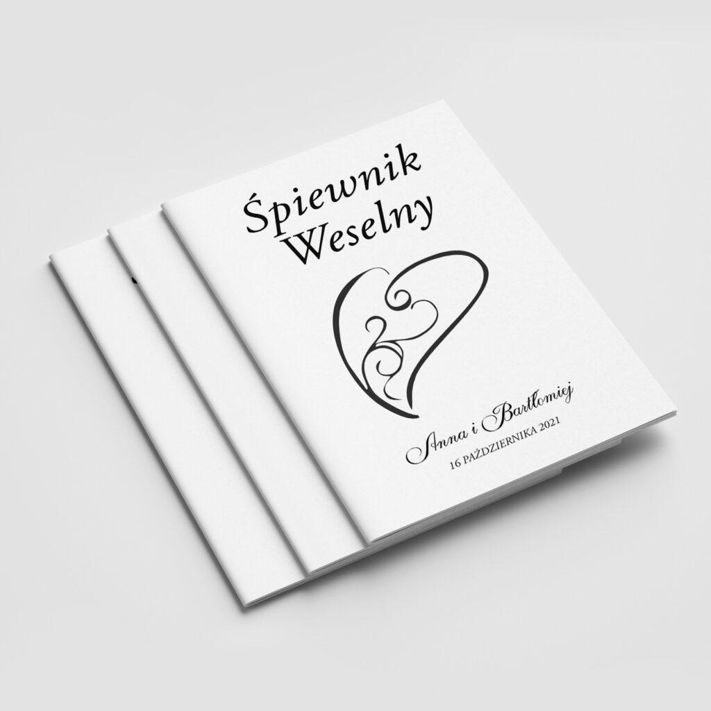 śpiewnik weselny Classic